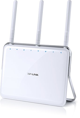 TP-Link All-in-One BOX AC750 DECT Telefonie Gigabit WLAN Modemrouter Archer VR200v (VDSL/ADSL, kompatibel mit Telekom/1+1/Vodafone, Beamforming, DECT Basis und Mediaserver)