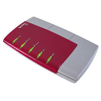Fritz!Box 2110 DSL-Router mit integriertem DSL-Modem – Sicher Surfen, vielseitig verbinden und einfach nutzen