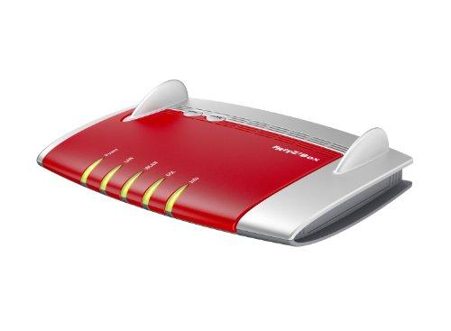 AVM FRITZ!Box 3390 International, WLAN-Router (VDSL/ADSL, 2 x 450 MBit/s, Annex A + B)