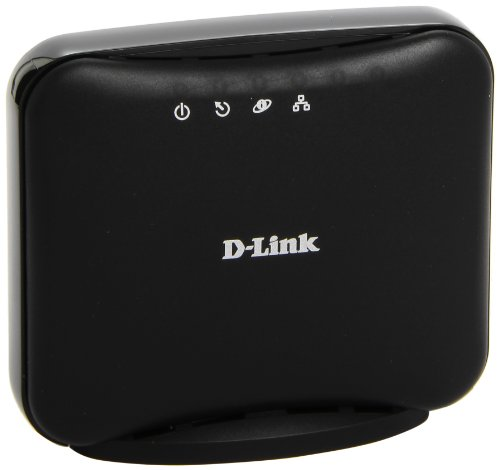D-Link DSL-320B/EU ADSL2+ Ethernet Modem (Annex A)