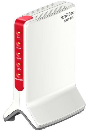AVM FRITZ!Box 6810 LTE (LTE-Router, 300 MBit/s, DECT-Basis)
