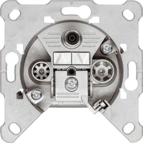 Triax GDM 316 Modem-Breitband-Durchgangsdose (16dB) mit S2/S3-Belegung/Rückflussdämpfung