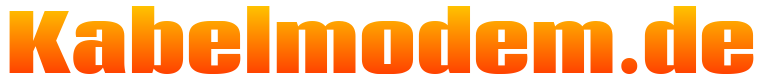 Kabelmodem & Router