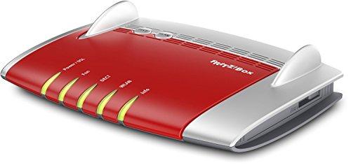 AVM FRITZ!Box 7560 WLAN AC + N Router (VDSL-, ADSL-/ADSL2+-Modem, 866 MBit/s, TK-Anlage für Voice over IP mit DECT-Basis, Media Server)